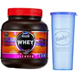 Venky's Whey -1 kg (Chocolate) with free shaker