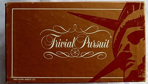 Trivial Pursuit - Welcome to America Edition Card Set (for use with the  Master Game) by Selchow & Righter