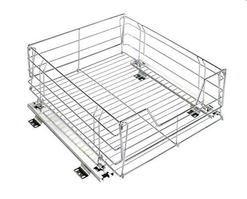Wenko 5911500 - Cesto extraíble armarios Cocina tamaño