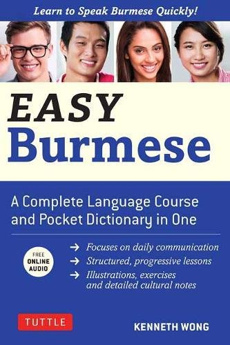 Easy Burmese (Easy Language) por Kenneth Wong