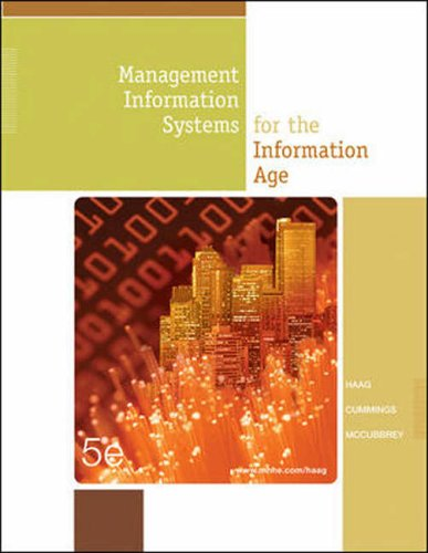 Management Information Systems for the Information Age: With CD, OLC and Powerweb