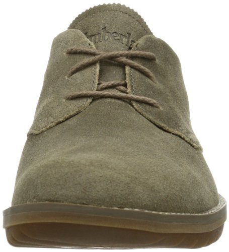 Timberland EKTRAVEL OX MOSS SUE BROWN, Oxford homme gris (Moss Suede)