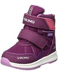 Viking Unisex-Kinder Valhest Bootsportschuhe