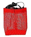 Black Temptation Wandern Quick Dry Mesh-Dusche Zubehör Tasche Atmungsaktiv Bath Tote-Rot