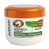 babaria Aloe Vera/Argan Haarkur mit Farbschutz 400 ml