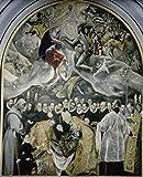 EL Greco - The Burial of Count Orgaz 1585 EL Greco