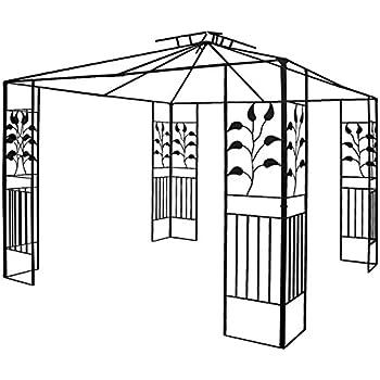 pavillongestell aus metall 3 verschiedene. Black Bedroom Furniture Sets. Home Design Ideas