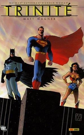 Trinité : Batman/Superman/Wonder