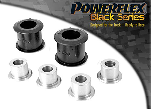 Pfr69-508blk PowerFlex arrière orteil Ajusteur intérieure buissons Noir Série (2 en boîte)