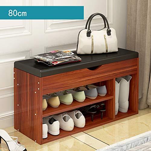 ZJF El Estante Zapatos Cambio casa Moderno Simple