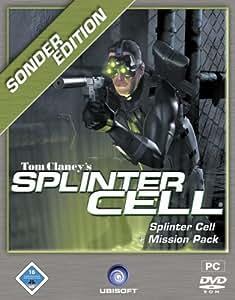 Tom Clancy's Splinter Cell - Sonderedition [Software Pyramide]