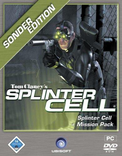 Tom Clancy\'s Splinter Cell - Sonderedition [Software Pyramide]