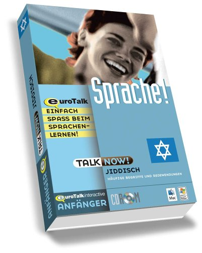 Talk Now Learn Yiddish: Essential Words and Phrases for Absolute Beginners (PC/Mac)