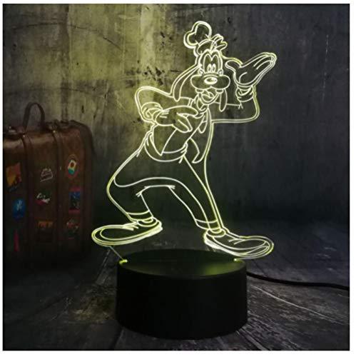Led Nachtlicht Tischlampe Dekoration Party Kinderspielzeug Weihnachtsgeschenke-remote control ()