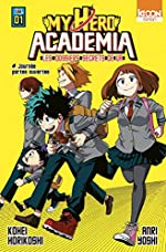 Roman My Hero Academia Les dossiers secrets de UA T01 (01) de Kohei Horikoshi