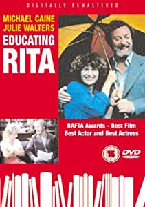 Educating Rita (Remastered) [DVD]