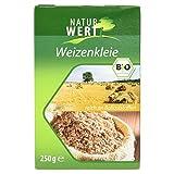 Naturwert Bio Weizenkleie,1er Pack (1x 250 g Packung) - Bio