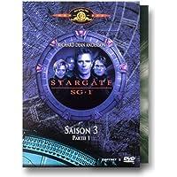 Stargate SG1 - Saison 3 (Vol.8,9,10) Episodes 1 à 12 : Dans l'antre des Goa'ulds / Seth / Diplomatie / Héritage / Méthodes d'apprentissage / De l'autre côté du miroir / Le Chasseur de primes / Les Démons / Règles de combat / Le Jour sans fin / Le Passé oublié / Voyage dans la mémoire