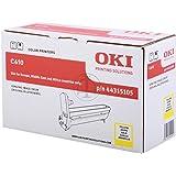 OKI C 610 DN (44315105) - original - Bildtrommel gelb - 20.000 Seiten