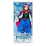 Die Eiskönigin - völlig unverfroren - Klassische Anna Puppe,
