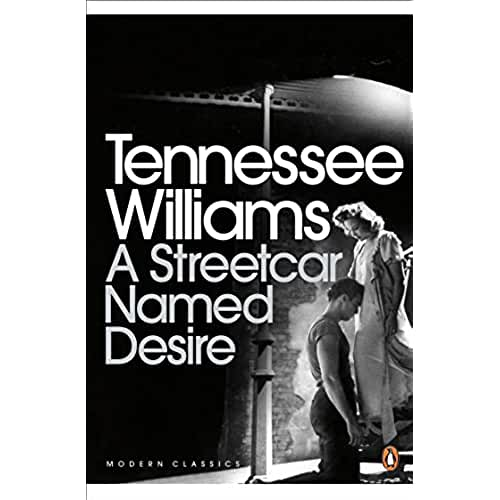 the presentation of the character blanche dubois by tennessee williams in the play a streetcar named