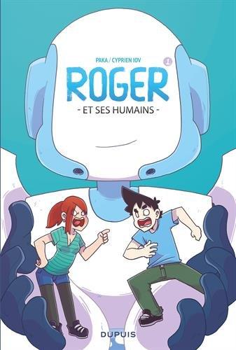 Roger et ses humains - tome 1 - Roger et ses humains 1 par Cyprien