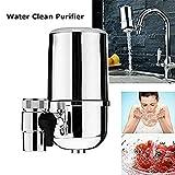 Hangang filtre purificateur d'eau du robinet, robinet filtre à eau, eau purifiante appareil pour Kome de cuisine, robinet Mont filtre avec Advanced Filtration de l'eau...