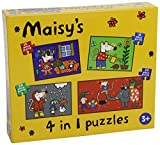 Paul Lamond Maisy 4 in 1 Puzzle