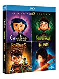 Blu-Ray - Laika Collection (4 Blu-Ray) (1 Blu-ray)