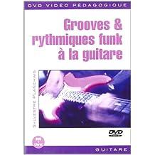 PLAY MUSIC FRANCIA - Guitare-méthodes - Planchais Sylvester - Grooves & Rythmiqu