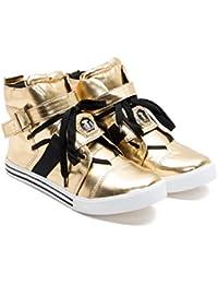 0796cbd79e7f88 Gold Men s Sneakers  Buy Gold Men s Sneakers online at best prices ...
