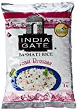 #9: India Gate Basmati Rice Pouch, Feast Rozzana, 1kg