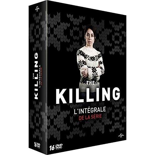 The Killing - L'intégrale de la série, DVD/BluRay