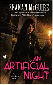An Artificial Night (October Daye Series Book 3) (English Edition)