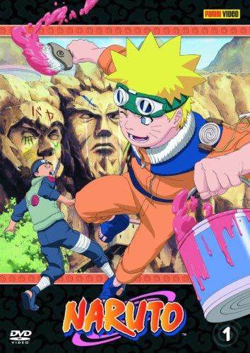 Preisvergleich Produktbild DVD Naruto 01