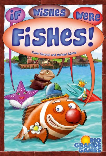 ABACUSSPIELE 13071 - If wishes were fishes, deutsche Ausgabe