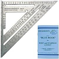 SWANSON Aluminium Dachdeckerwinkel, 250mm, 425g