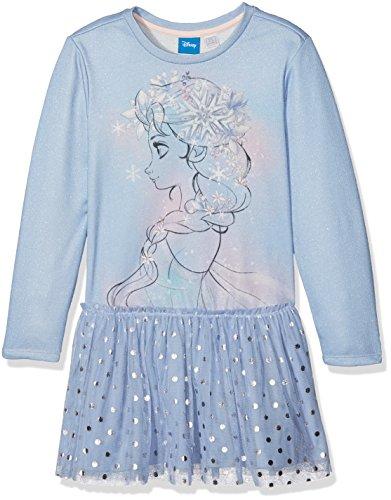 d 09003204000000, Turchese (Azzurro Medio), 104 cm (Disney Kleid)