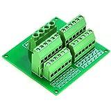 ELECTRONICS-SALON montaje en panel 12Posición de distribución de energía Módulo Junta.