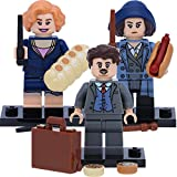 LEGO Harry Potter 71022 Sammelfiguren (#18/19/20 Tina, Jacob und Queenie) - LEGO