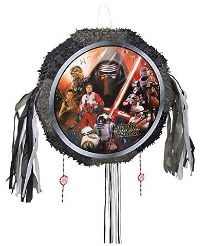 Star Wars Ep VII Drum Pinata