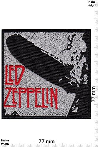 Parches   Led Zeppelin   First Album  Rockband   Música