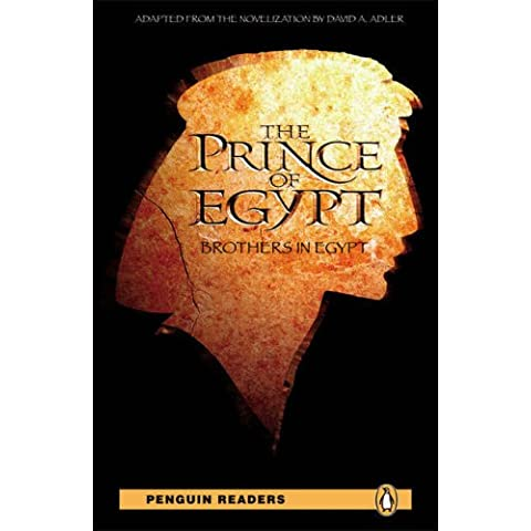 Prince of Egypt: Brothers in Egypt: Level 3 (Penguin Readers (Graded Readers))