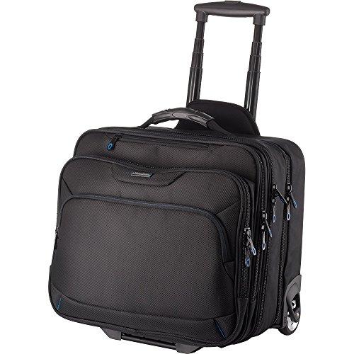 Lightpak - 46102 - Business Trolley BRAVO 2 Executive Line, Nylon, schwarz -