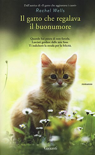 Il gatto che regalava il buonumore