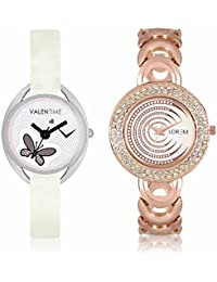 Valentime Analogue Party wear Women's Watches Combo