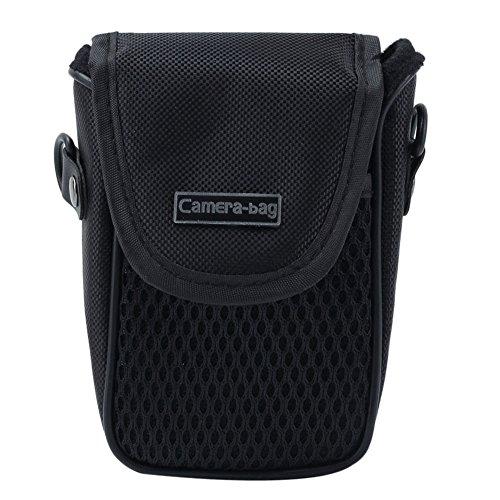 black-digital-camera-pouch-case-bag-with-belt-strap-buckle