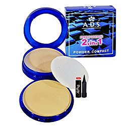 ADS 2IN1 Compact Powder With Kajal