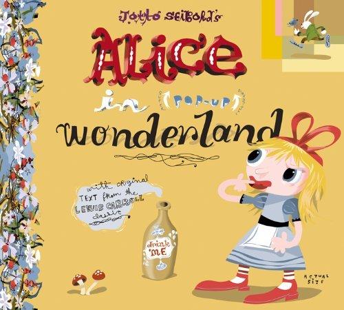 Alice's Adventures in Wonderland (Pop-Up) by Lewis Carroll (2003-09-01)