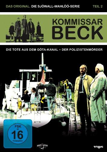 Kommissar Beck - Das Original. Die Sjöwall-Wahlöö-Serie, Teil 2 [2 DVDs] - Dvd Beck